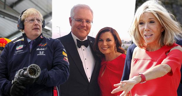 australské dámynastavení shody tresky aw