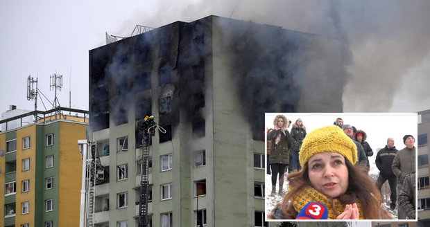 The deadly explosion of a block of flats in Prešov: Terrifying testimonies bring tears to their eyes