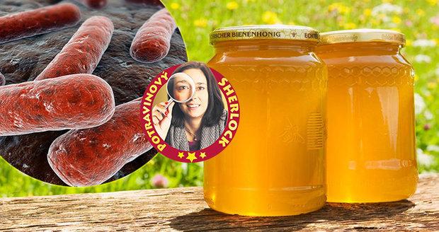 Zakázaná antibiotika v medu už šetří Státní veterinární inspekce.