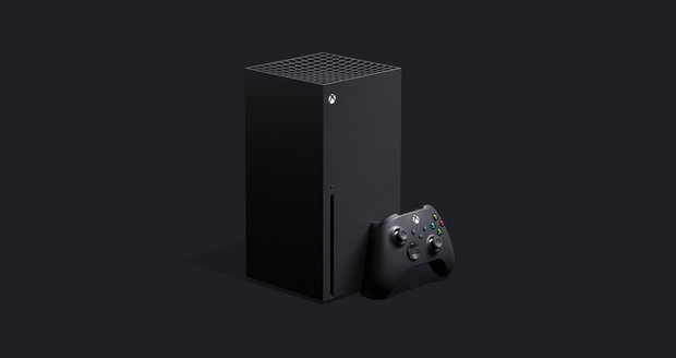 Takto vypadá design konzole nové generace Xbox Series X.