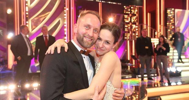 Veronika Khek Kubařová a její muž Pavel Khek