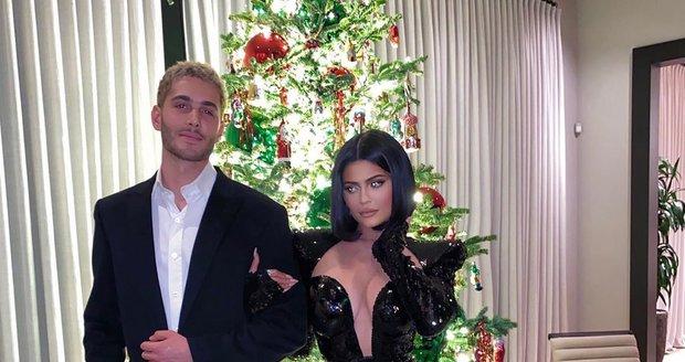 Kylie Jenner Vánoce 2019