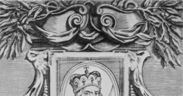 Český kníže Břetislav I. vládl v letech 1034 až 1055.