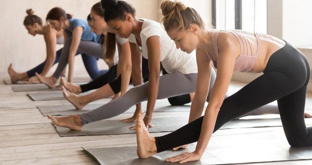 Která jóga je letos nejvíc trendy? Vyberte si hned z několika stylů!