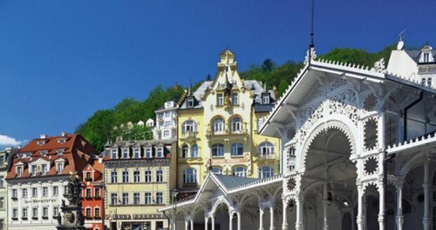 Karlovy Vary vznikly díky náhodnému objevu pramenů královskou družinou.