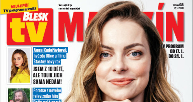 Celý rozhovor s Evou Leimbergovou v pátečním Blesk tv Magazínu!