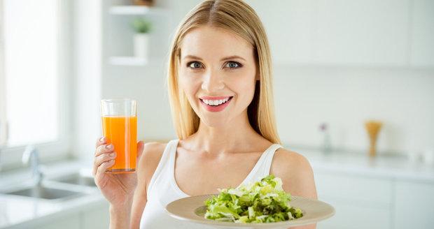 Chcete jíst, a přitom hubnout? Objevte negativní kalorie!