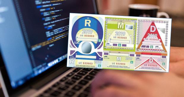 Programátoři budou tvořit e-shop s dálničními známkami: Stihnout to chtějí za víkend