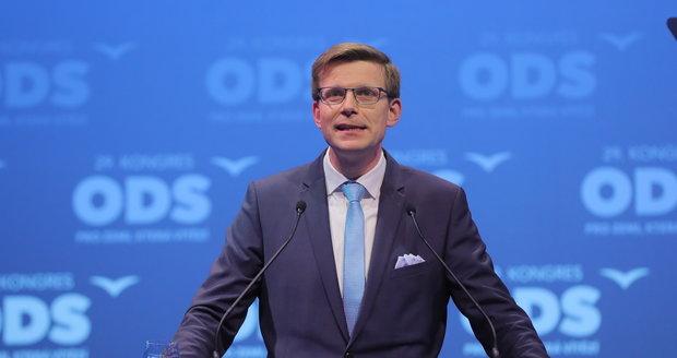 Martin Kupka z ODS.