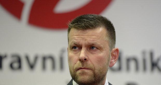 Generální ředitel pražského Dopravního podniku Petr Witowski