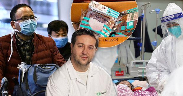 Tady bojují Češi se smrtícími viry! Bulovka na koronavirus testovala dva lidi, podezření se nepotvrdilo