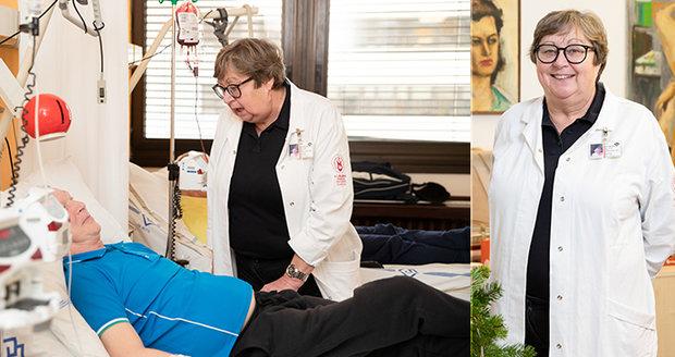 """""""Rakovinu ženských  orgánů mohou spustit  i léky na oddálení léky na oddálení menopauzy,"""" říká lékařka."""