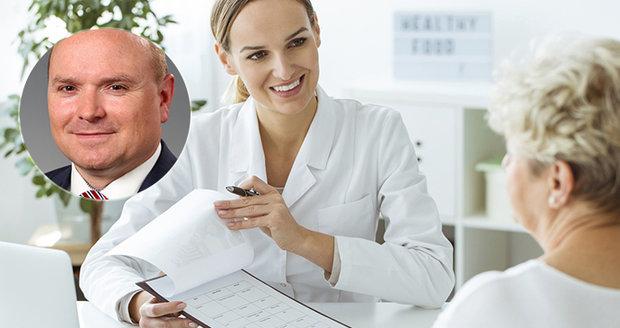 Odborník prozradil, co si k vám lékař nesmí dovolit.