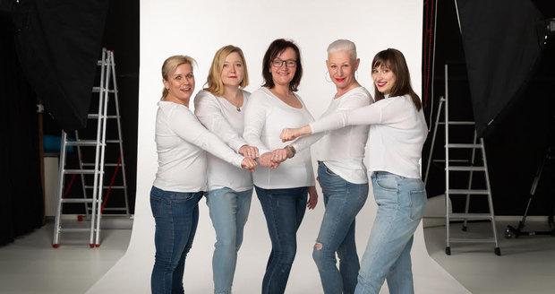 Statečné ženy z redakce Blesku pro ženy