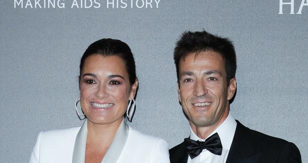 Alena a Alessandro se nemohou dočkat svého prvního společného potomka.