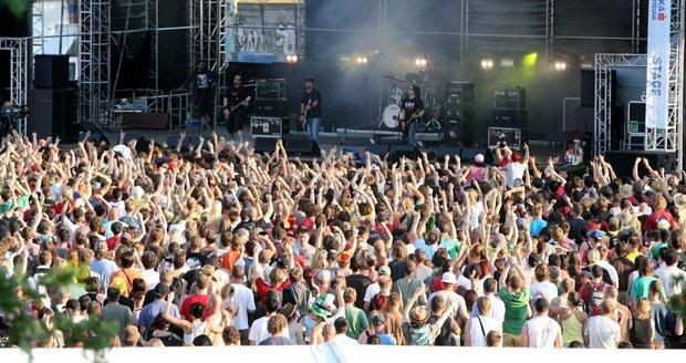 Předchozí ročníky festivalu Rock for People