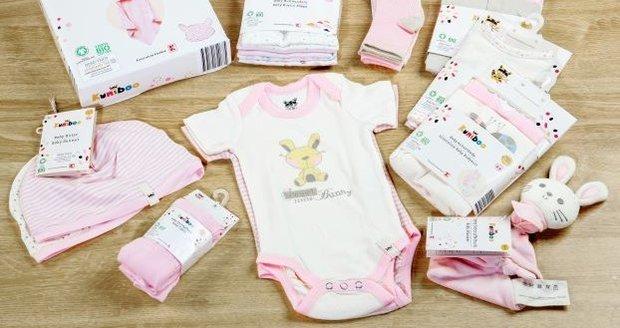 Dětské oblečení značky Kuniboo najdete v Kauflandu.
