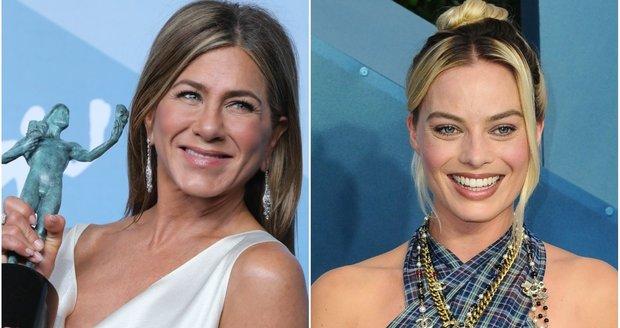 Nejlépe placené herečky Hollywoodu: Kolik si vydělá Jennifer Aniston nebo Margot Robbie?