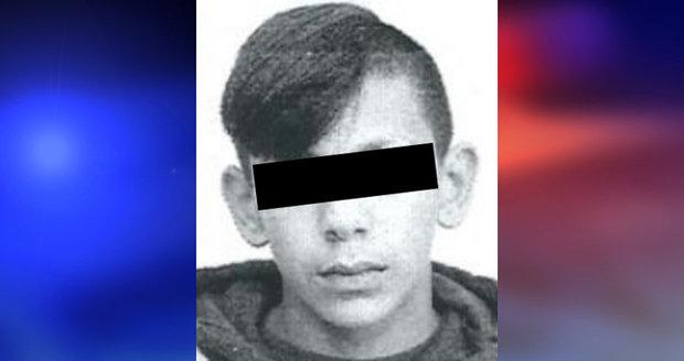 Moravskoslezská policie pátrala po Petru Š. (13), který utekl z dětského domova. Našla ho v Ostravě pod gaučem.