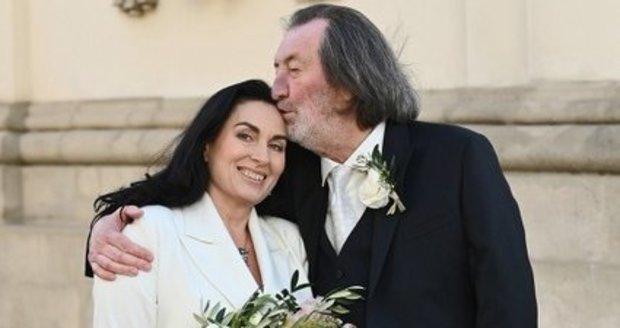 Svatba Bolka Polívky