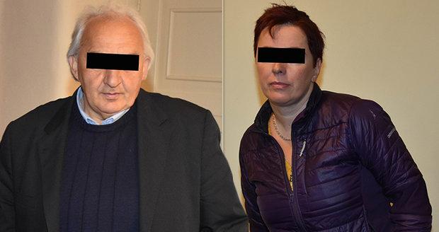 Důchodce František V. (65) z Klatovska za vidinu sexu zaplatil přes 600 tisíc. Jitku K. (45) odsoudil soud za podvod k podmínce.
