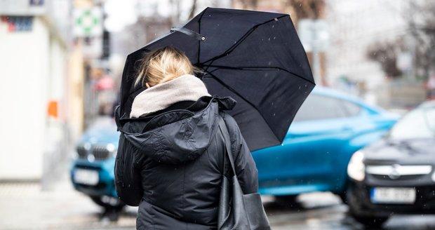 První březnový týden mají být v Praze odpolední teploty nad nulou. (ilustrační foto)