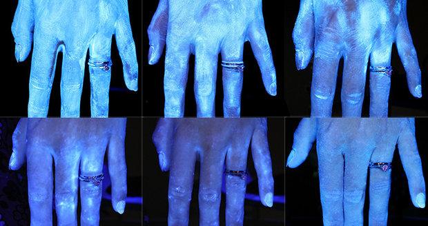 Test pod UV lampou: Myjete si ruce správně?