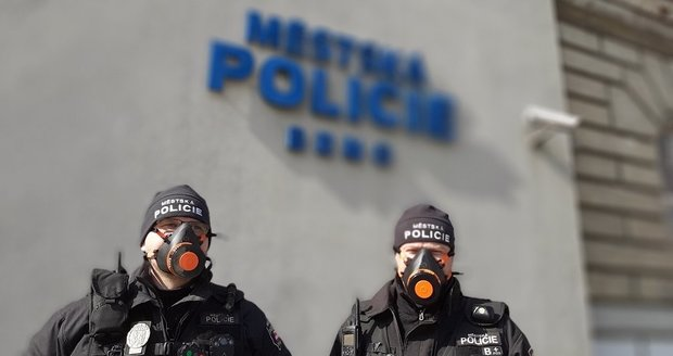 Brněnští strážníci dopadli zloděje za pár minut. Ilustrační foto.