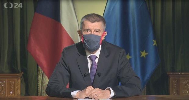 """Babiš u koronaviru peskoval """"frajírky v karanténě"""". Čechům vzkázal: Společně to zvládneme"""