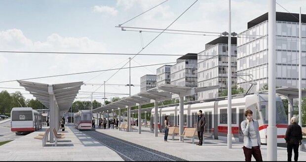 Nový územní plán Brna počítá s podzemkou do Bystrce či novou tramvají do Bohunic. Lidé mohou plán připomínkovat do 13. května.