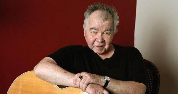 Country zpěvák John Prine