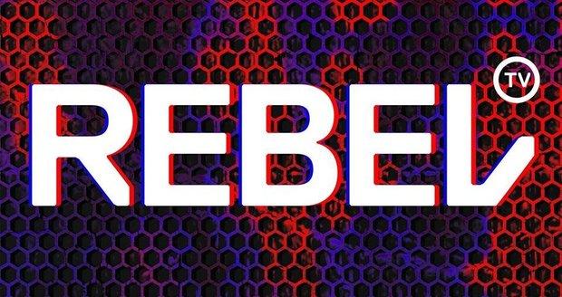 televizní stanice Rebel 2 Slušnej kanál vypíná kvůli koronaviru své vysíláí