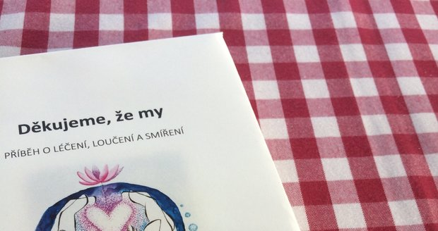 Kniha Děkujeme, že my