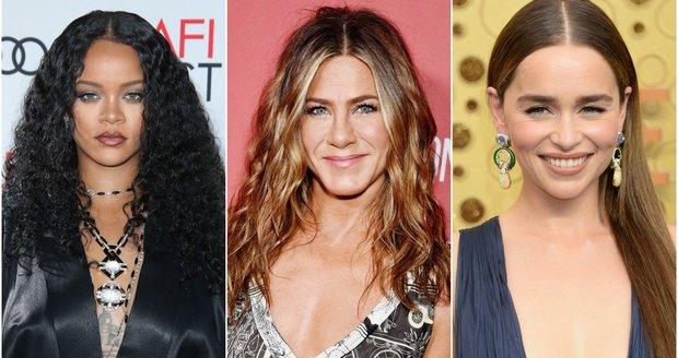 Celebrity, které jsou samy a jsou s tím v pohodě