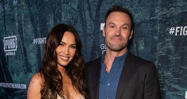 Megan Fox a Brian Austin Green