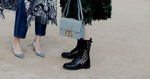 Jaké chyby děláte v nošení bot?