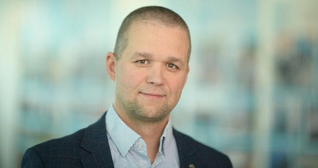 Lukáš Urbánek, finanční poradce Partners