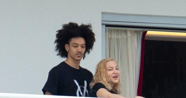 Madonna a Ahlamalik Williams