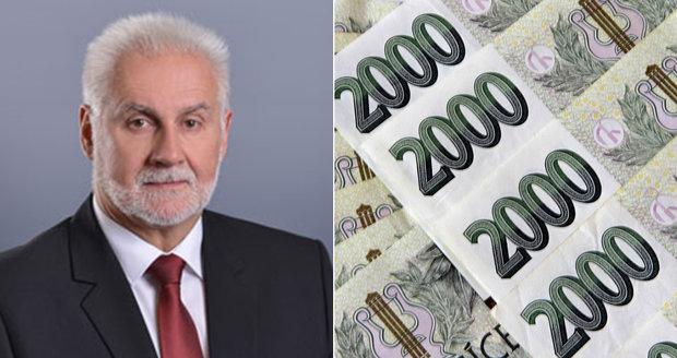 Jihomoravský kraj pozastavil nejméně do září přidělování peněz z krajských dotačních titulů.