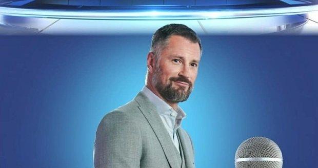 Petr Vágner coby hvězda Prima CNN News