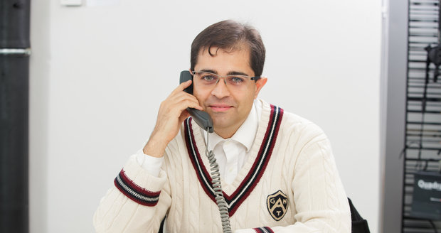 Mgr. Roman Moussawi