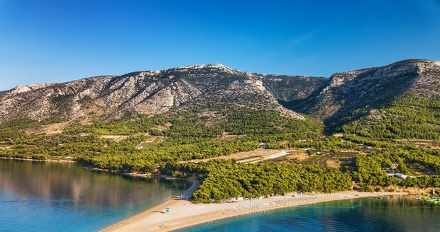 Chorvatsko patří mezi nejoblíbenější letní cíle českých turistům