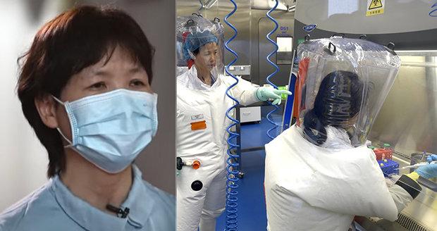 """""""Netopýří žena"""" varuje před smrtícími infekcemi: Koronavirus je jen špička ledovce"""