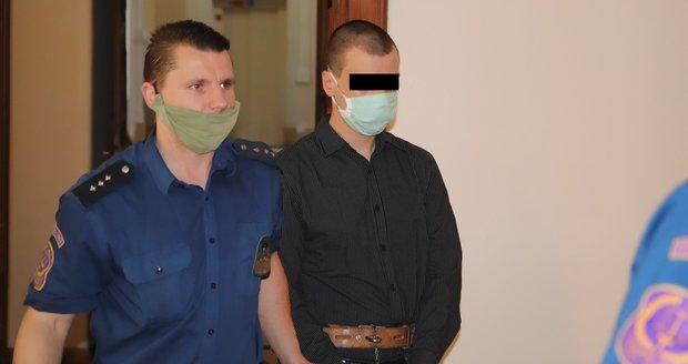 Krajský soud Brno poslal v úterý na 12,5 roku do věznice s ostrahou Richarda U. za vraždu ve stadiu pokusu.