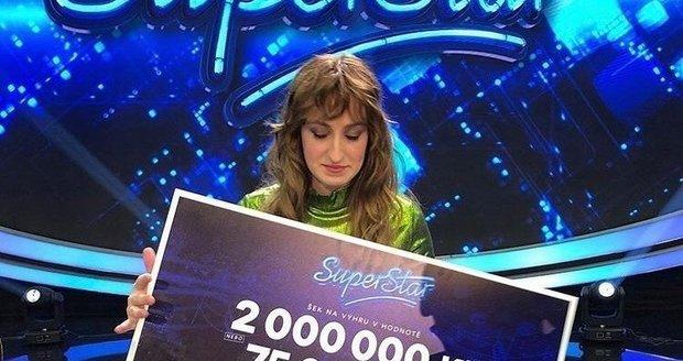 SuperStar Barbora Piešová