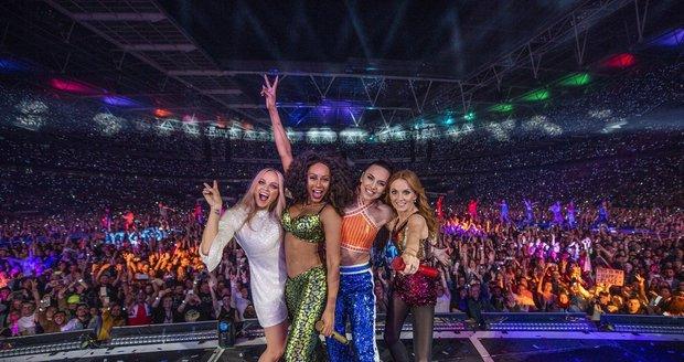 Koncert Spice Girls