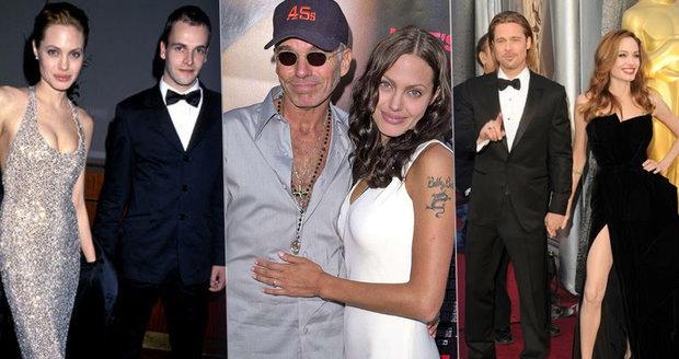 Angelina a její tři manželé