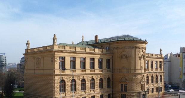 Historická budova Muzea hlavního města Prahy na Florenci
