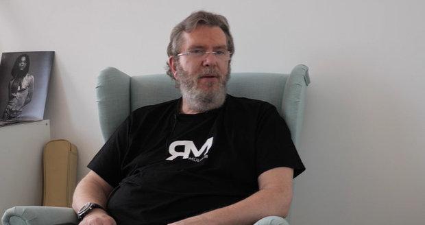 Richard Müller se pro Nový Čas otevřeně rozpovídal o své hudbě