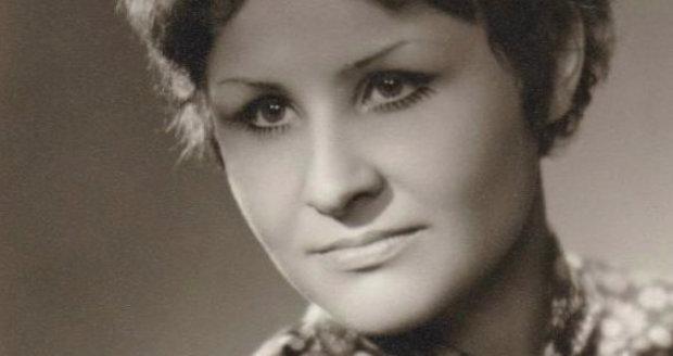 Maturantka Jitka Zelenková